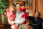 Ori, Ilana, Elmo and Kevin Clash